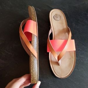 AUTHENTIC AMERICAN HERITAGE SLIDE IN SANDALS